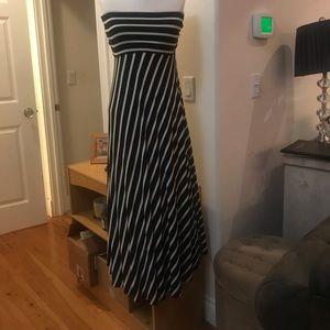 Bebe Strapless Dress Size Medium